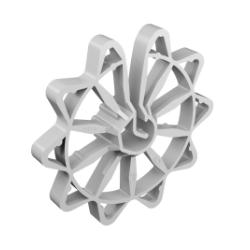 R- distanční kroužek 4-12